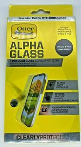 Otterbox Alpha Glass Screen Protector for iPhone 8 Plus/7 Plus/6s Plus/6 Plus
