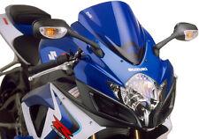 PUIG RACING SCREEN BLUE GSXR600/750 '06 Fits: Suzuki GSX-R600,GSX-R750