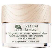 Origins Three Part Harmony Nourishing Cream Renewal, Repair&Radiance 1.7 Ounce