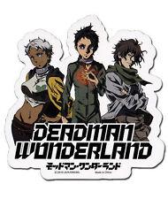 **License** Deadman Wonderland SD Ganta Nagi & Karako Sticker #55104