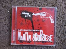 """V/A """"UNCUT MOB LIFE:16 TRX.FROM THE FILMS OF MARTIN SCORSESE"""" 2004 STILL SEALED!"""