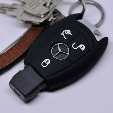 Funk Schlüssel Mercedes Cover Schwarz E-Klasse W212 S212 C207 A207 CLS CLA 117