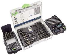 Festool 495128  Drill bit case HSS D3-10 CE//10 3-10mm x10