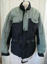 Mens Honda Goldwing Removable Liner Waterproof Motorcycle Armor Coat Jacket Sz M