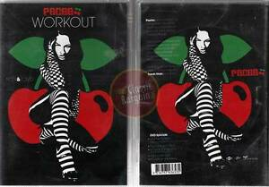 PACHA WORKOUT CD & DVD Set NEW Club Workout Chillout Sarah Main live in Ibiza