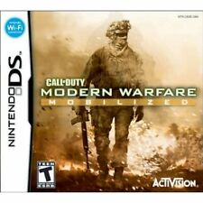 Call Of Duty: Modern Warfare: Mobilized For Nintendo DS DSi 3DS 2DS COD 6E