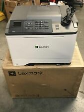Lexmark C2425DW Color Laser Printer NO TONER 42CC130