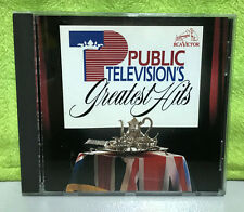 Public Television's Greatest Hits, Vol. 1 by Various Artists (CD, Oct-1990, RCA