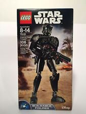 LEGO Star Wars Buildable Figure: Imperial Death Trooper #75121