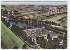 CPSM 91340 OLLAINVILLE PRES D ARPAJON Camping de l étang ca1965