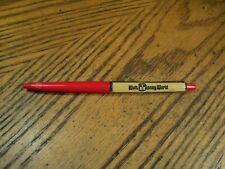 Vintage Denmark Floaty Ballpoint Pen  Walt Disney World   Mickey Mouse