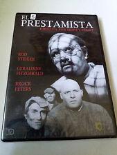 "DVD ""EL PRESTAMISTA"" PRECINTADO SEALED SIDNEY LUMET ROD STEIGER GERALDINE FITZGE"