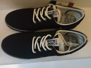 Tommy Hilfiger Cotton Low-Top Trainers size 44