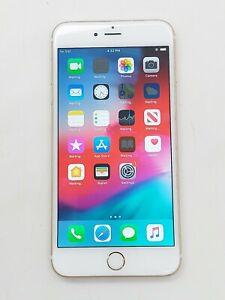 Apple iPhone 6 Plus - 64GB - Gold (Unlocked) A1524 (CDMA + GSM) *Check IMEI*