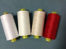 GUTERMANN  SEWING THREADS - VARIOUS COLOURS