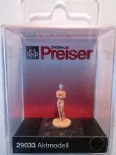 Preiser (HO 1:87) Female Nude Model #29033