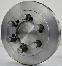 """8-1/4"""" Lathe Chuck Adapter Plate D1-5 Spindle Mount Taper 1-1/8"""" Thickness USA"""