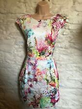 River Island print summer  dress size 18
