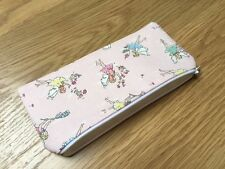 Fabric Pencil / Make Up / Glasses Case Made With Cath Kidston Garden Fairies