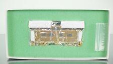 Overland Models 1209 Brass E-L Modernized Caboose HO scale