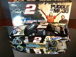 Rusty Wallace #2 Miller Lite Live Puddle Of Mudd 2004 Dodge Intrepid 4,884