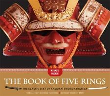 The Book of Five Rings: The Classic Text of Samurai Sword Strategy (Hardback or