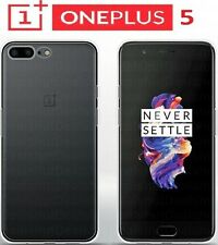 Ultra Slim Thin Clear Soft Silicone Gel TPU Case Cover Skin For ONEPLUS 5 (2017)