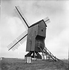 VALMY c. 1950 - Moulin à Vent  Marne - Négatif 6 x 6 - N6 GE2