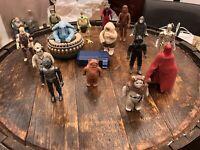 Kenner - Star Wars - 15 X Loose Figures Sale - 80's Figures