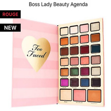 Too Faced Boss Lady Beauty Agenda 2018 Christmas Holiday 27 Colors Make-Up kit S