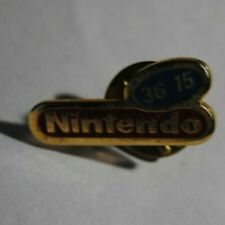 PINS PIN S BADGE CONSOLE NINTENDO 3615