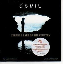 (O312) Conil, Strange Part of the Country - DJ CD