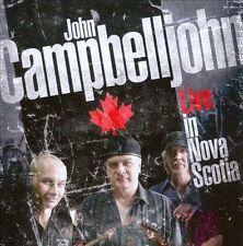 Live in Nova Scotia by John Campbelljohn (CD, 2 Discs, Pepper Cake)