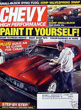 """Paint it Yourself!"" cover story - March, 2007"