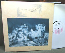 VISITING KIDS s/t LP 6 track mini LP rose230 french new rose 1990 devo RARE OOP!
