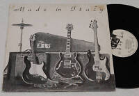 THE EBBS:LP-MADE IN ITALY-RARE ITALIAN GARAGE EX+