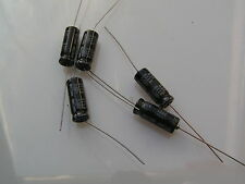 Electrolytic Capacitors 100v 33uf  Axial 105'C 5 pieces OL0060h