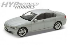 WELLY 1:24 BMW 535 I DIE CAST GRAY 24026