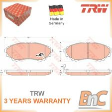 FRONT DISC BRAKE PAD SET MAZDA FORD TRW OEM 4432234 GDB3403 GENUINE HEAVY DUTY