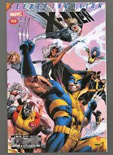 X-MEN N°150 + PORTFOLIO SIMONE BIANCHI , PANINI COMICS , ETAT DE NEUF !!