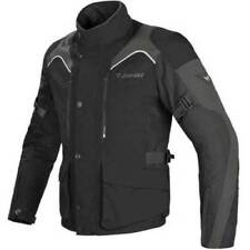 Blousons noirs Dainese pour motocyclette, taille 54
