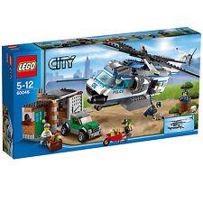 """LEGO® 60046 City """"Verfolgung mit dem Polizei-Hubschrauber"""" NEU & OVP"""