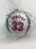 Cleveland Indians Baseball Justice #33 Hometown Superstars BK Vintage 1997