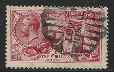 Great Britain Scott #180, Single 1919 Fvf Used
