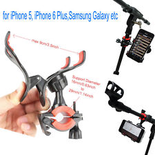 Mr.Power Universal Microphone Mic Stand Phone Holder for iPhone Samsung Android
