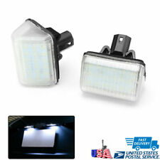 Vehicles Led Number License Plate Lamp Tail Lights Assembly For Mazda 6 Sedanx2 Fits Mazda 6