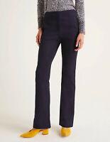 Boden Hose - Westmoreland Bootcut Trousers - Stretch Elegant NEU - UK 14 EU 42