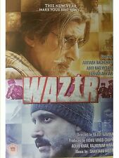 Wazir (2016) - Amitabh Bachchan, Farhan Akhtar - bollywood hindi movie  dvd