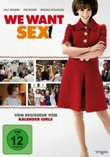 WE WANT SEX -  DVD NEUWARE SALLY HAWKINS,BOB HOSKINS,MIRANDA RICHARDSON