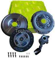 FORD MONDEO MK3 2.0 6 TDCI FLYWHEEL CONVERSION KIT, VALEO CLUTCH AND CSC BEARING